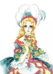 Marie-thérese fille de Marie-Antoinette